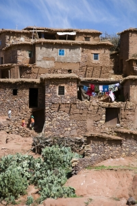 Berber village for website
