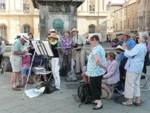 hazel demo in Arles