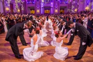 Le Grand Bal der Wiener Hofburg