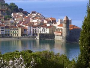 Mediterranean village of Collioure