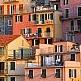 Picturesque village of Manarola Cinque terre, Italy.