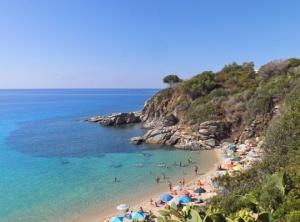 Isola d'Elba - Spiaggi di Cavoli - Toscana - Italia