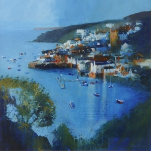 Glyn Macey THE MAGIC OF FOWEY