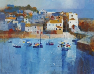 Painting from artist Glyn Macey