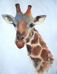 Hazel Soan Giraffe