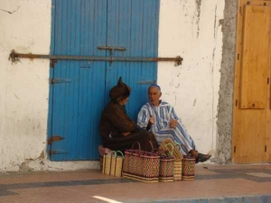 Essaouira offers a wealth of inspiration for artists