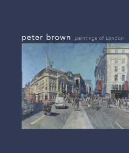 Artist Peter Brown hosts an exhibition of his best London Paintings