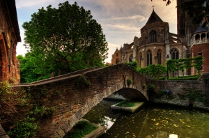 Bruges has a rich history of art