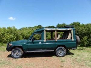 Tangulia vehicle